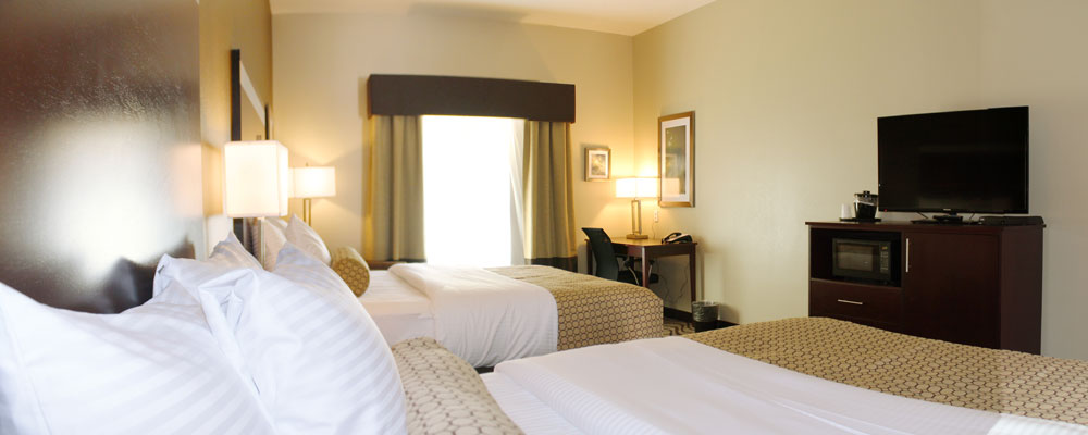 Executive Inn & Suites - Room 1
