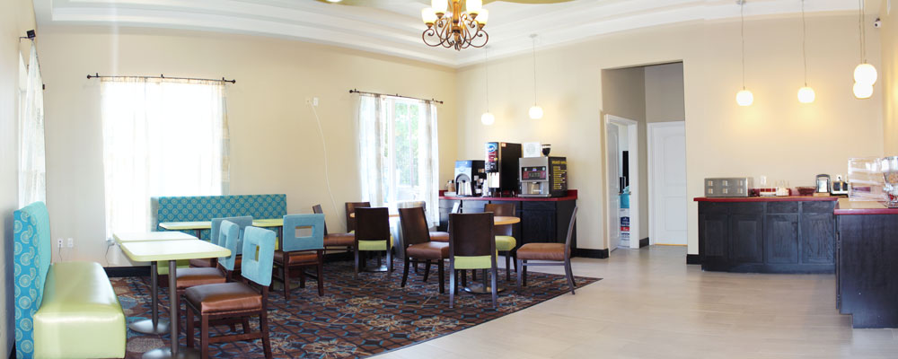 Executive Inn & Suites - Lobby