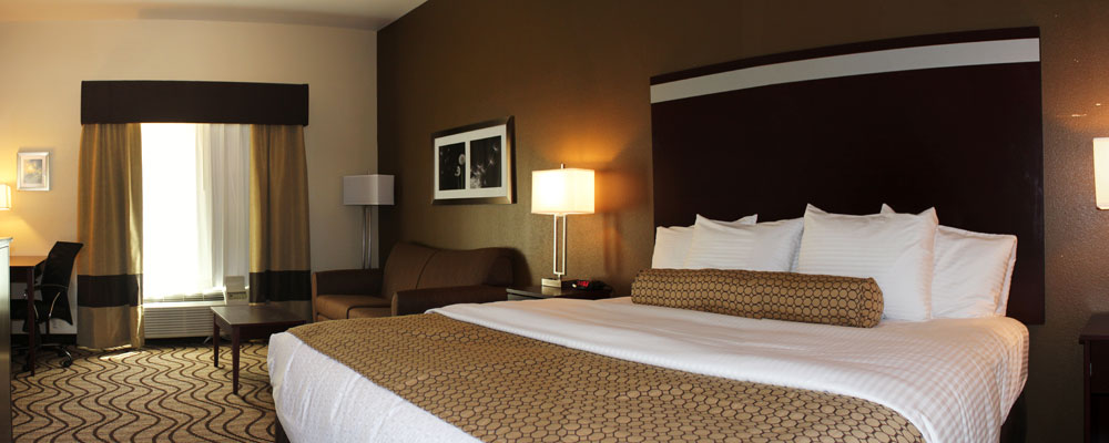 Executive Inn & Suites - Room 2