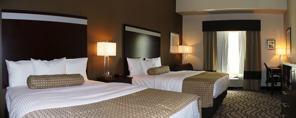 Executive Inn & Suites - Room 3